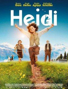 Cô Bé Heidi - Heidi 2015