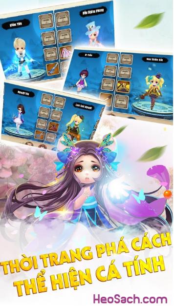 Đôi nét về game kiếm hiệp Hoa Thiên Cốt Web cho Smartphone + Hình 5