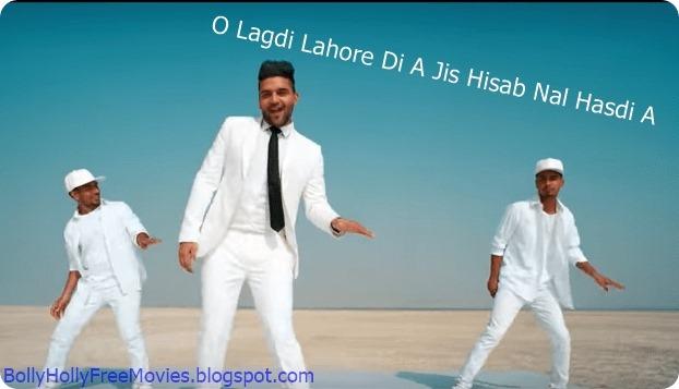O Lagdi Lahore Di A Jis Hisab Nal Hasdi A