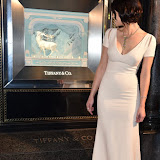 OIC - ENTSIMAGES.COM - Gemma Arterton at the  Tiffany Photo call to unveil the new Christmas Window London UK 9th November 2015 Photo Mobis Photos/OIC 0203 174 1069