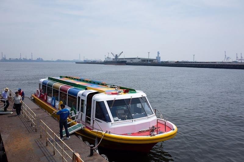 180716 クルーズ名古屋水上バス