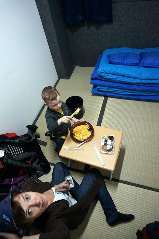 DSC07019 - First dinner in Japan