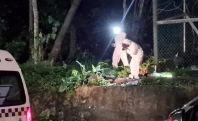 Mayat Wanita Ditemukan Di Kawasan Semak Belakang Hotel Di KK