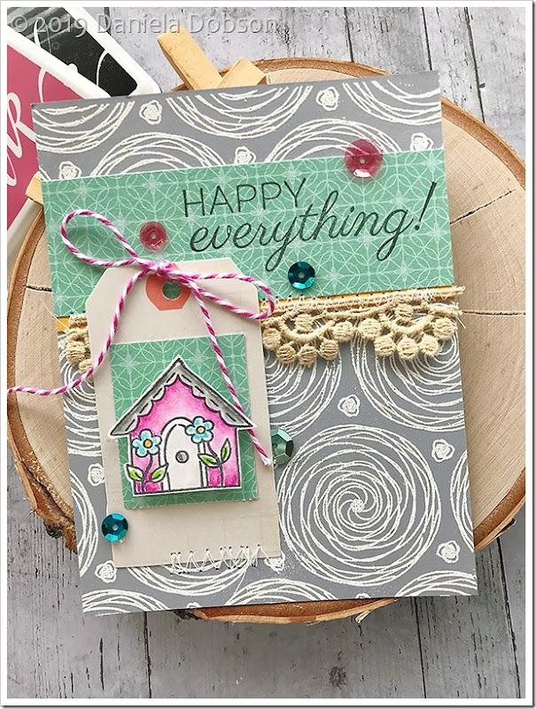 Happy everything by Daniela Dobson