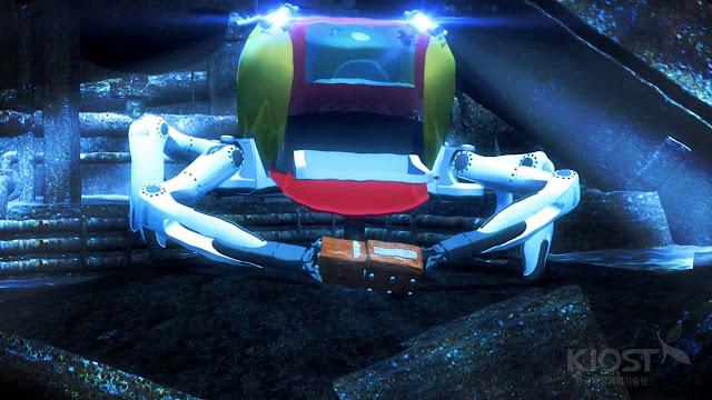 Crabster CR200