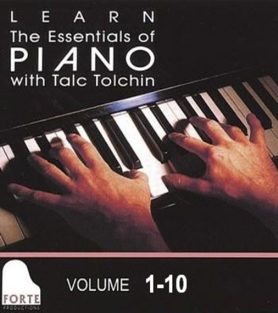 Talc Tolchin Piano Teacher - Video/DVD Series