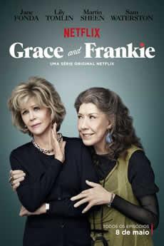 Baixar Série Grace and Frankie 2ª Temporada Torrent Grátis