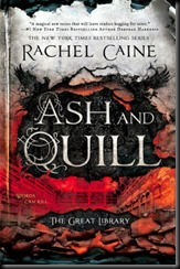 Ash and Quill  (The Great Library #3)