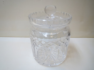 Waterford Crystal Candy Dish