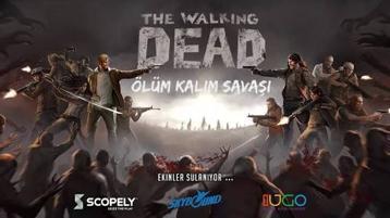 Walking Dead Ölüm Kalım Savaşı Oyununa Güncelleme Geldi