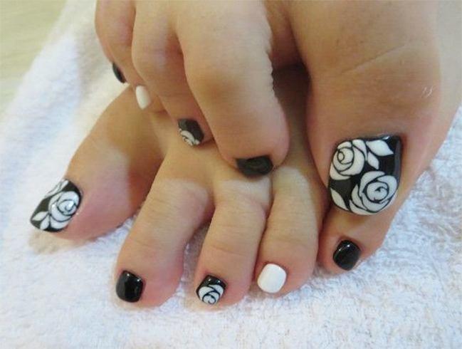 Summer Toe Nail Designs 2017 Splendid Wedding Company