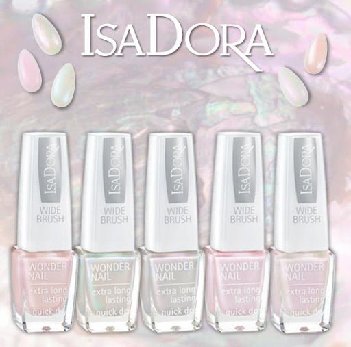 Isadora Opalescent Nail Polish Collection For Spring 2013