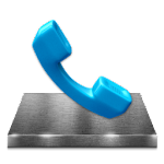 exDialer 3D Metal Theme Icon