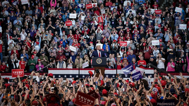 LIMBAUGH: The Left's Ongoing Campaign To Denigrate Trump Supporters