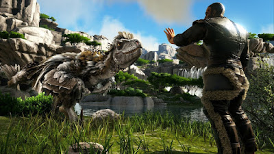 Hyde. How to Train Your Dinosaur in ARK: Survival Evolved