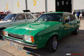 Ford Capri Mk2 - JPS - John Play Special