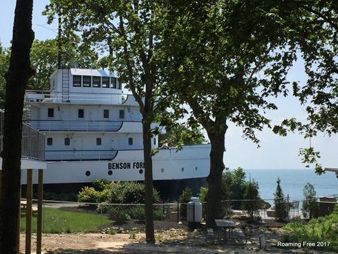 Benson Ford Ship House
