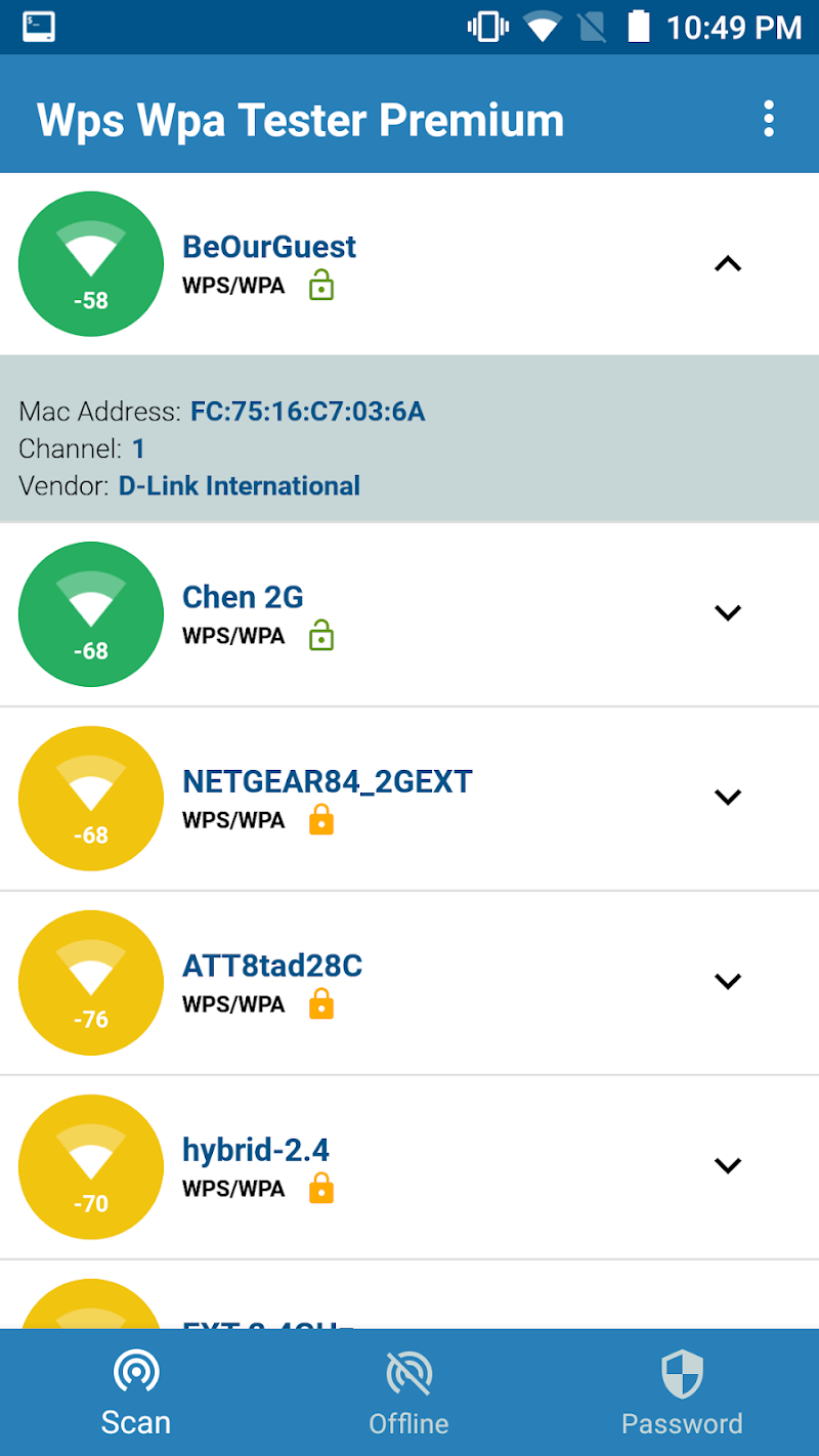 Wps Wpa Tester Premium APK Cracked Free Download   Cracked