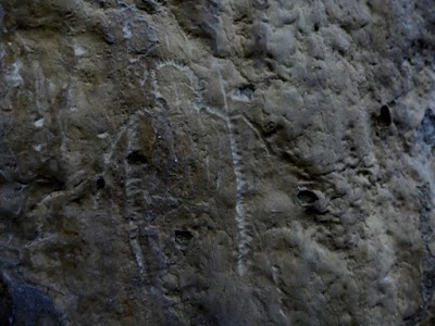 new rock paintings and graffiti, The new rock paintings and graffiti near town of Roman, Vratza