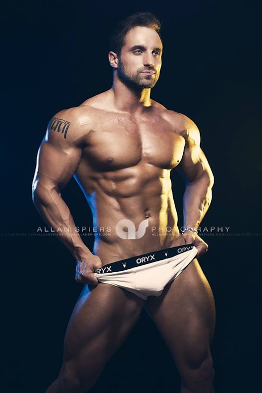 Jared Thompson by Allan Spiers Photography