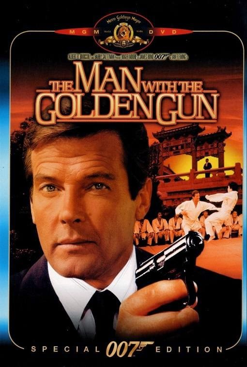 Poster Of The Man with the Golden Gun (1974) Full Movie Hindi Dubbed Free Download Watch Online At alldownloads4u.com