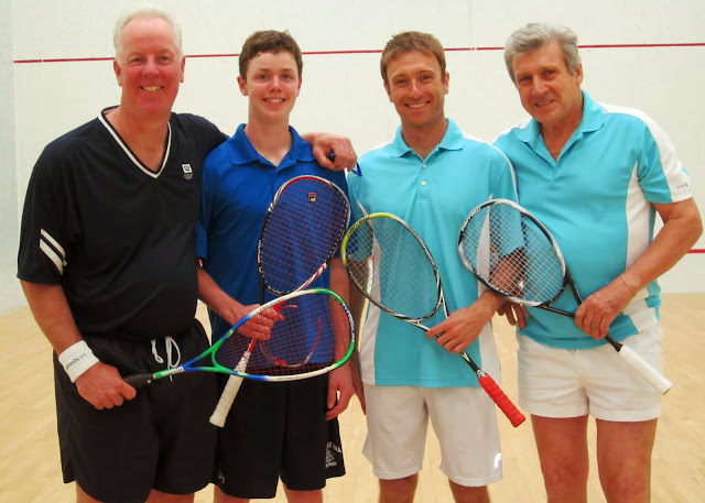 2013 State Parent-Child Doubles: Champions - Bob & Timmy Brownell; Finalists - Morgan & Tom Poor