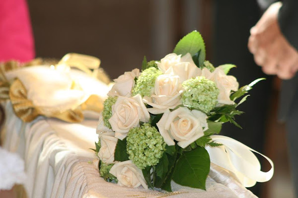 Il bouquet della sposa di mony29