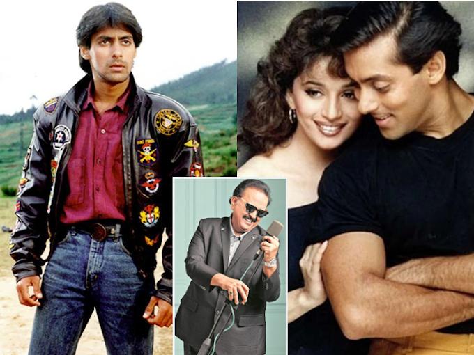 SP Balasubrahmanyam: The Voice that designes  Salman Khan's Lover Boy Image in the '90s