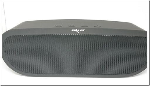 DSC 1209 thumb%25255B2%25255D - 【ガジェット】「ZEALOT S5/S9 Wireless Portable Speaker」レビュー。BluetoothとFMラジオつきのコンパクトなアウトドア&モバイルスピーカー!