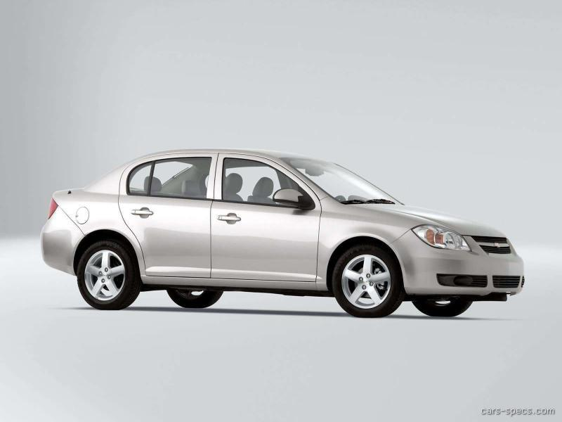 2007 chevrolet cobalt sedan specifications pictures prices. Black Bedroom Furniture Sets. Home Design Ideas