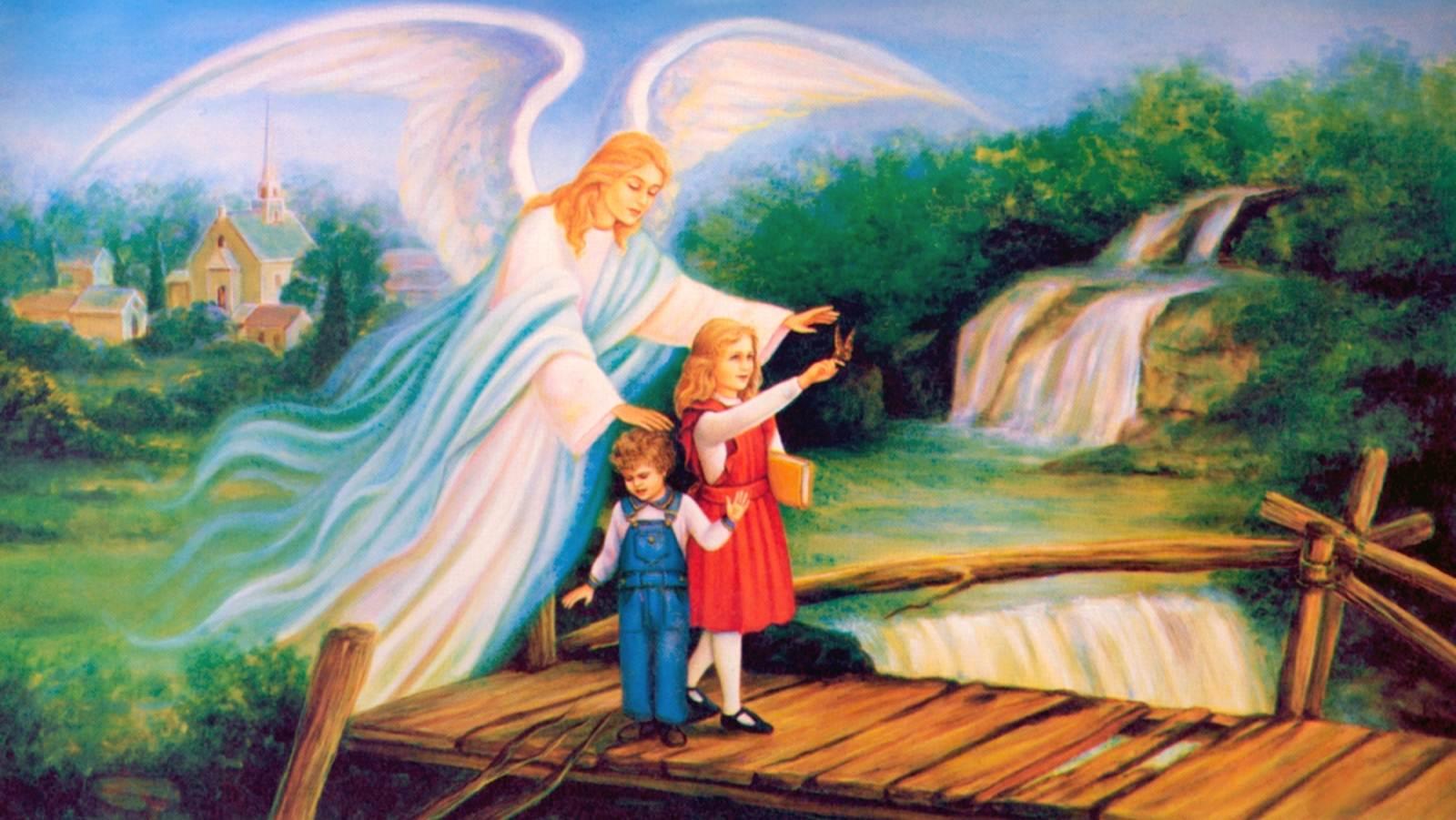 Một Câu Chuyện Có Thật Về Thiên Thần Bản Mệnh