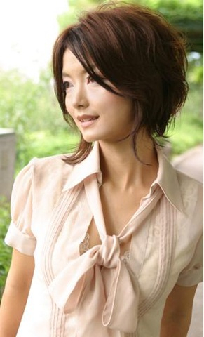 cute anime hairstyles for girls. Cute Japanese Emo Hairstyle