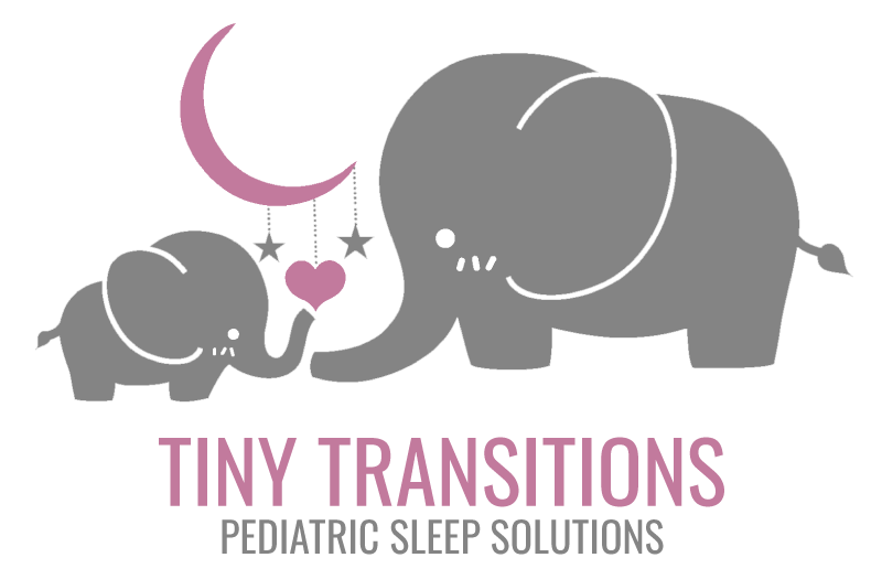 Tiny Transitions Logo