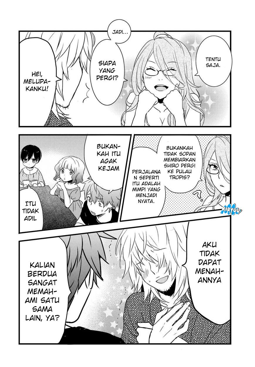 Bokura wa Minna Kawaisou Chapter 64-6