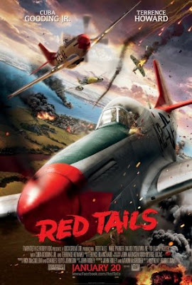 Red Tails Poster