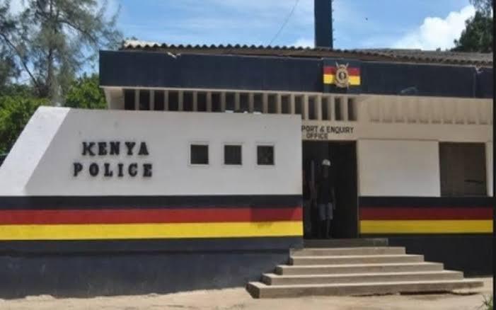 Lamu Senator father shot by police do not wearing mask