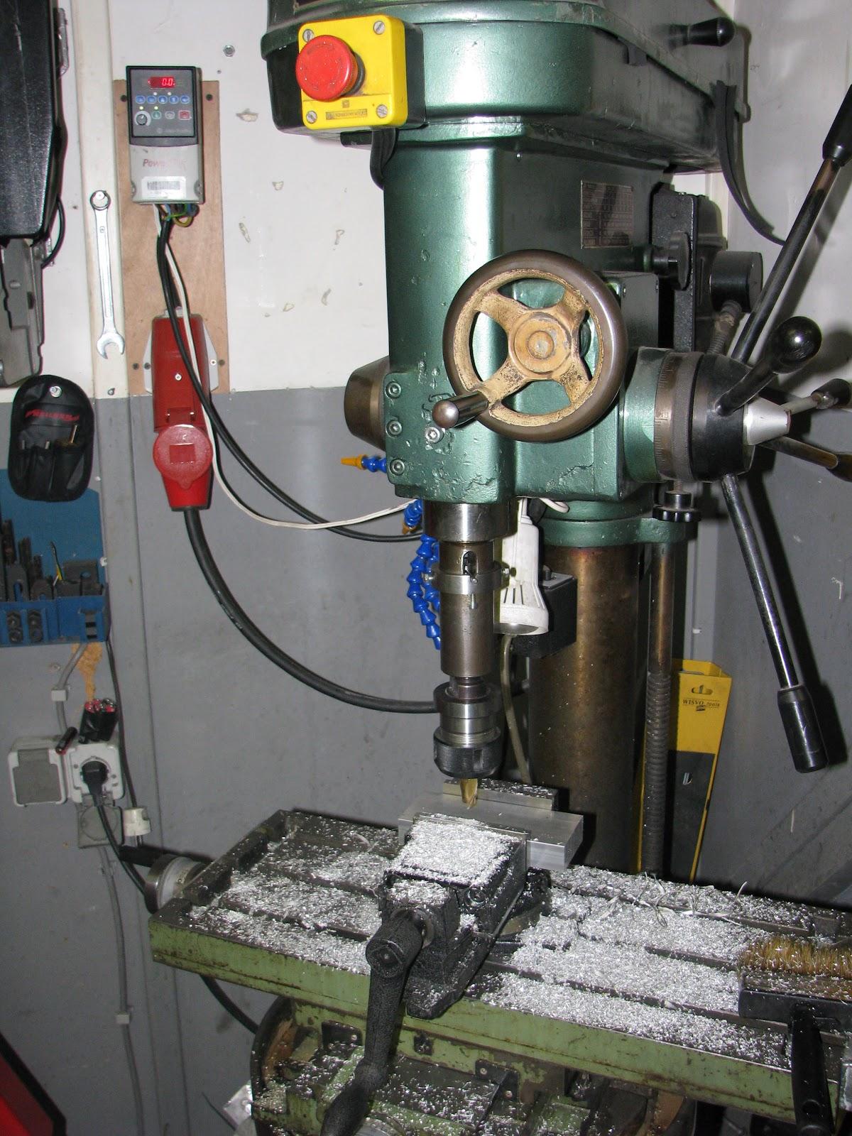 Designing and building the braking system - Thomas' Gardner Douglas