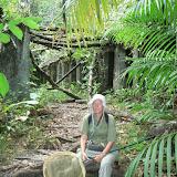 Colette. Bagne des Annamites, Montsinéry (Guyane), 3 décembre 2011. Photo : C. Renoton