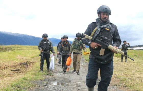 KKB Serang Bandara, Tiga Warga Sipil Tewas