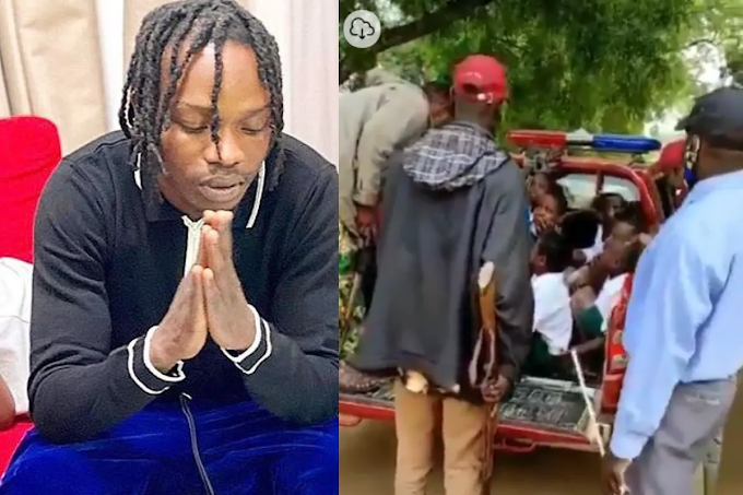 Naira Marley Reacts After School Children Were Arrested By Amotekun Corps For Modelling Themselves As Him