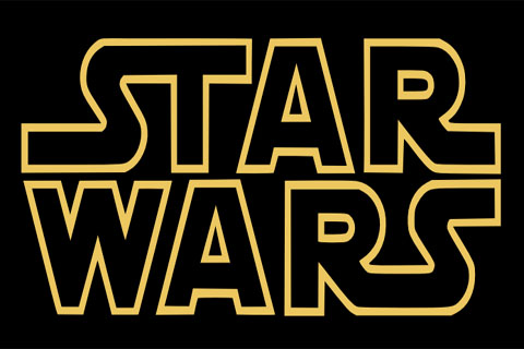 star wars logo - Star Wars Episodio I en 3D