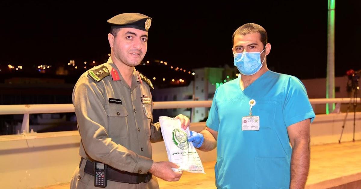العيادات الشاملة لقوى الأمن بالباحة تساند رجال الأمن بالميدان