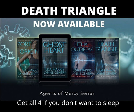 Agents of Mercy Medical Thrillers