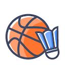 Basket Ball Court, MG Road, Pune logo