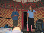 w Yurt Campie