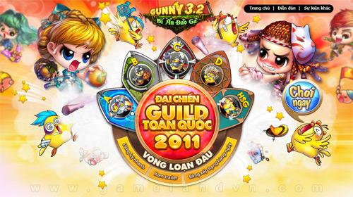Gunny tuyển bình luận viên cho giải Đại chiến guild 2011 1