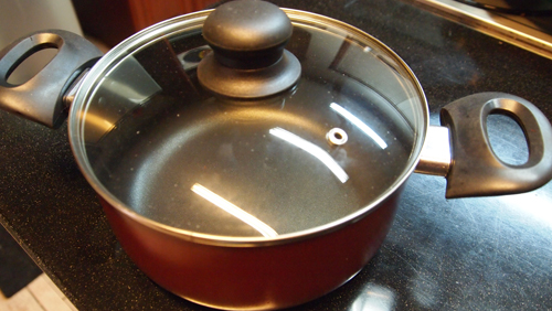 Slique 5-Piece Non-Stick Cookware - RatedRalph.com
