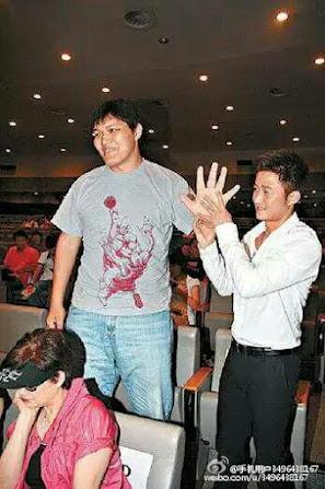 Jiang Baocheng China Actor