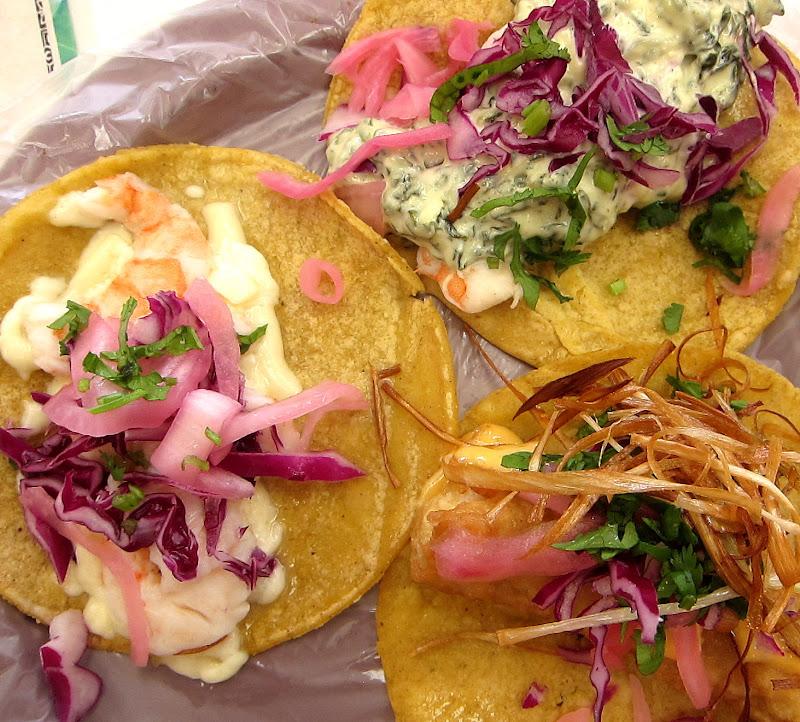 los aguachiles, best tacos in Playa del Carmen