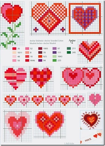 corazones punto de cruz (3)